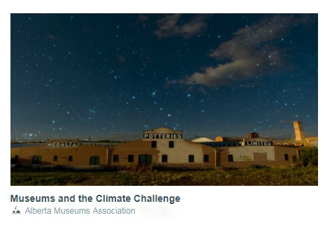 Museums and the Climate Challenge image